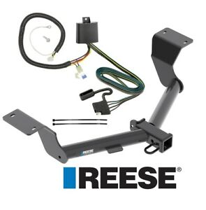 Reese Trailer Tow Hitch For 17 19 Honda Cr v W Wiring Harness Kit