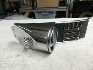 Vintage 1967 Ford Mustang Ac Heater Control Panel Shelby Gt 1968 Deluxe Gt cs