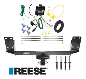Reese Trailer Tow Hitch For 07 18 Bmw X5 W Wiring Harness Kit
