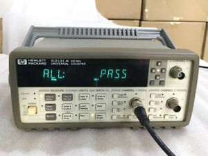 Hp 53131a 225mhz 3ghz 030 010 Universal Frequency Counter timer