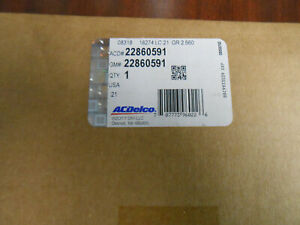 Nos Gm Acdelco Body Control Module Part 22860591 Oem 25934762 25910474