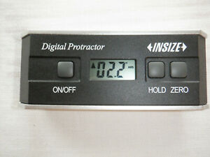 Digital Level And Protractor 0 320 Insize Precision Measurement Tool 90 X4