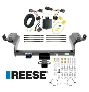 Reese Trailer Tow Hitch For 17 18 Ford Escape W Wiring Harness Kit