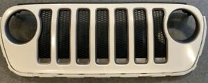 2018 2019 Jeep Wrangler Front Grille Grill Factory White Black red Blue Oem Jl