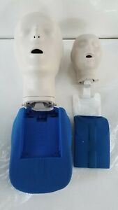 Cpr And Choking Prompt Home Learning System Adult Child Infant Manikins Hls102