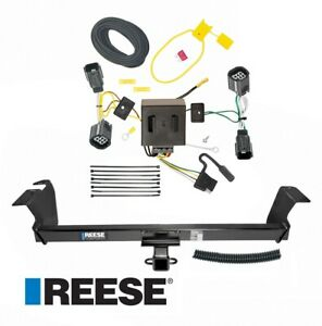Reese Trailer Tow Hitch For 11 20 Dodge Grand Caravan Town Country Ram W Wiring
