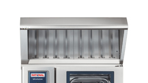 Demo Rational Ultravent Plus Hood For 61 101 Single Or Double W Hepa 2019