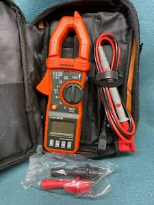Digital Multimeter Eventek Et820 Lcd Auto Range Multi Meter