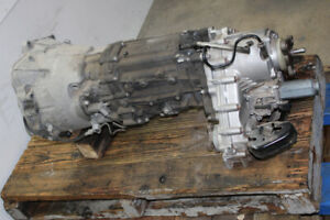 07 Bmw X3 3 0si E83 6 Speed Manual Transmission With Transfer Case