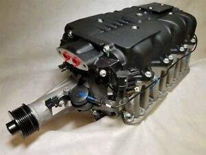 New Gm Eaton M122 Supercharger Cadillac Lc3 Northstar 12602083 Sts V Xlr V