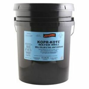 Kopr Kote Water Well 5 Gallon Pail Tool Joint And Copper graphite Drill Coll