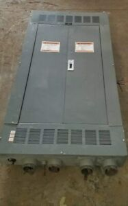 Electrical Panel Box Square D 120 208 1200amp 3phase