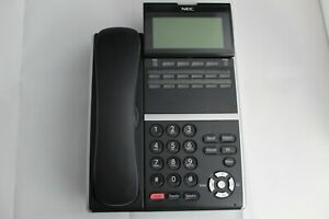 fully Refurbished Nec Dtz 12d 3 12 Button Display Black Business Office Phone