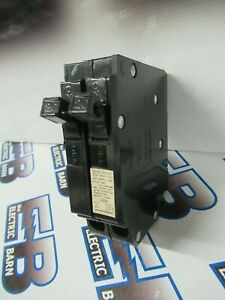 Crouse hinds Mp2020 20 Amp 120 240v 1 Pole Tandem Circuit Breaker Warranty