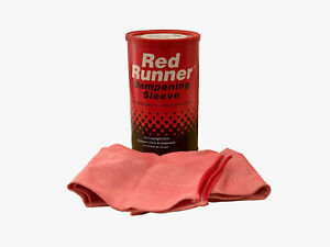 Red Runner Dampening Sleeves D 38 Pack Of 6 Dampening Cover For Offset Rollers