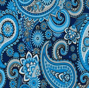Hydrographic Film Water Transfer Hydrodipping Hydro Dip Blue Flower 1m