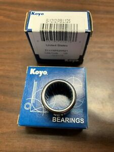 Koyo B 1212 Needle Roller Bearing Full Complement Drawn Cup Open