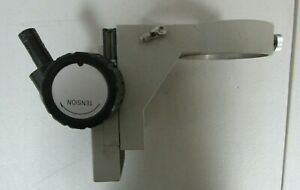 Nikon Microscope E arm Head Holder 75mm Head Opening