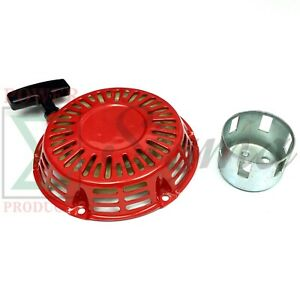 Pull Recoil Starter With Hub For Champion Power 208cc 3500 4375 Watts Generator