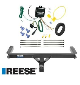 Reese Trailer Tow Hitch For 11 12 Audi Q5 15 17 Porsche Macan W Wiring Kit