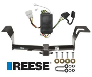 Reese Trailer Tow Hitch For 07 11 Honda Cr v W Wiring Harness Kit