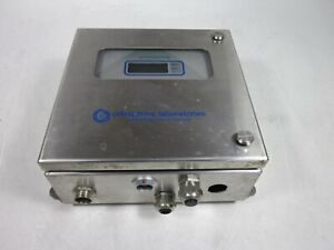 Orbisphere Laboratories 3660 101a e Analyzer Controller Untested As is