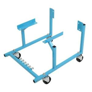 1000lb Engine Cradle Hoist For Ford Repair Stands W Rotary Wheels