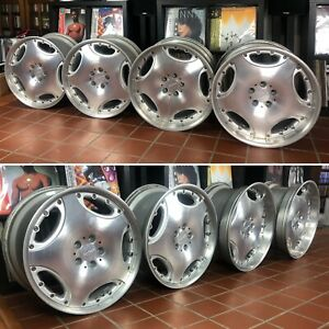 Used Lorinser Lm 1 Staggered Wheels 2 19 x9 2 19 x10