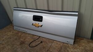 2015 2018 Chevrolet Silverado 3500hd Rear Trunk Lid Tailgate Liftgate Panel Oem