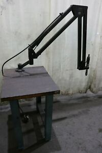 6 Flexarm Model m 60 Drill tapping Yoder 72551