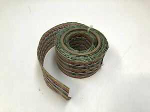 Belden Vari twist Flat Ribbon Cable 9v28050 119 Partial Roll