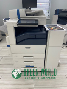 Xerox Altalink C8045 Color Multifunction W Office Finisher 45ppm Low Meter 55k