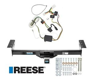 Reese Trailer Tow Hitch For 97 01 Jeep Cherokee W Wiring Harness Kit