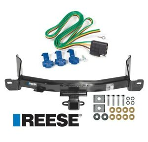 Reese Trailer Tow Hitch For 09 14 Ford F 150 W Wiring Harness Kit