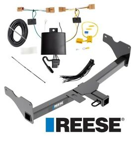 Reese Trailer Tow Hitch For 18 19 Volkswagen Tiguan W Wiring Harness Kit