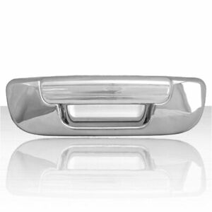 Tailgate Handle Cover For 2002 2008 Dodge Ram Chrome