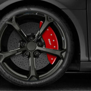 Red Caliper Covers Set Of 4 Engraved mgp For 2020 Chevy Silverado 1500