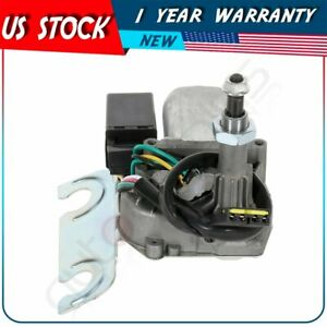 New Windshield Wiper Motor Front For 1997 2001 Jeep Cherokee 620 00909