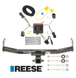 Reese Trailer Tow Hitch For 11 17 Jeep Compass W Wiring Harness Kit