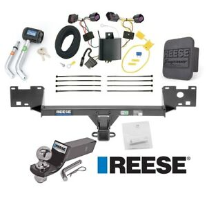 Reese Trailer Tow Hitch For 15 19 Ram Promaster City Wiring 2 Ball