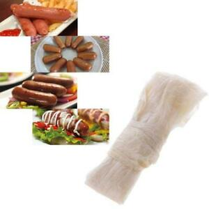 Natural Intestine Sausage Casing Skins Cover For Smoked Fresh Ham Meat Hot Dog