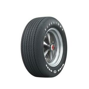 Coker Tire 62510 Firestone Wide Oval Tire Rwl Fr60 15