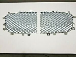 Bentley Continental Gt Gtc Flying Spur Radiator Chrome Grill Mesh 09 11