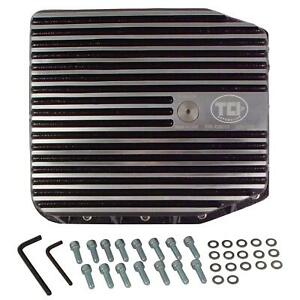 Tci 438015 Ford Aode 4r70w Max cool Pan 2 1 2 Extra Quarts