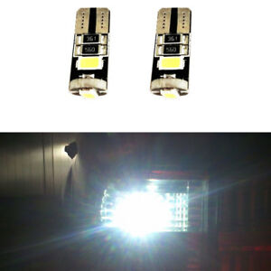 Reverse Led Light 921 White 6000k Two Bulbs Back Up Reverse Replace Oe Fit