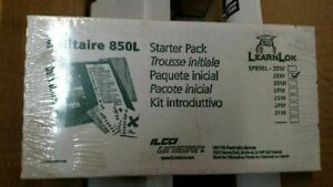 Kaba Ilco Unican Simplex Solitaire 850l Series Learn Lock Starter Pack Sp 850l 2