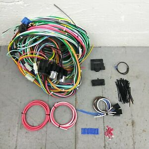 1961 1966 Ford Truck Econoline Wire Harness Upgrade Kit Fits Painless Fuse Kic