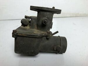 Zenith Motorcraft Carburetor Carb Holley Model A T 1930s 1940s Usa Stromberg