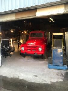 1951 Ford F 5 Pizza Food Truck equipped W Nsf Commercial Equipment Send Offer