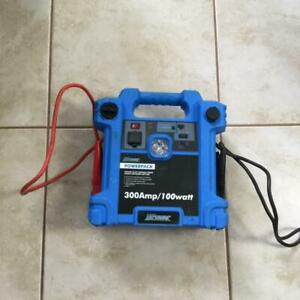 Power Station N Power 300 Amp Battery Jumper portable Acdc
